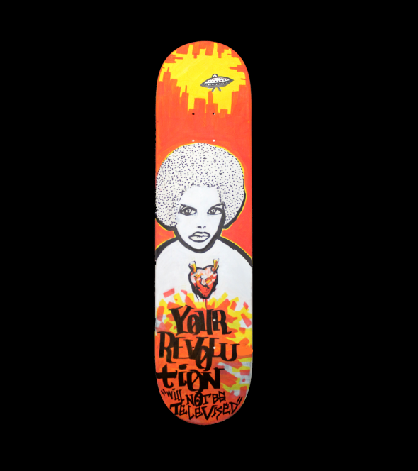 revolution board blk